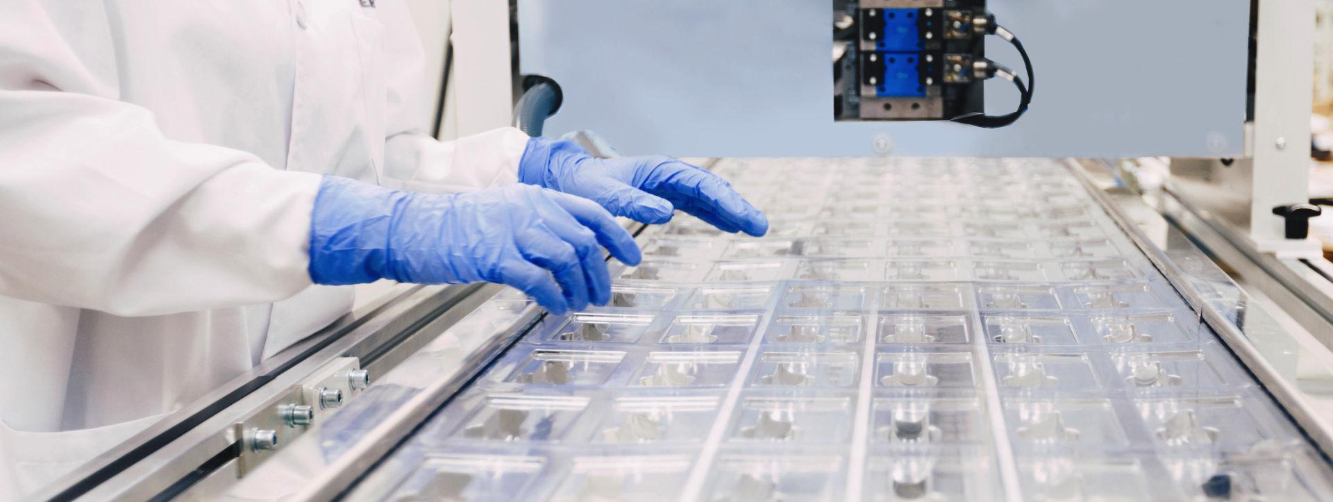 Medical blister packaging hamer medical